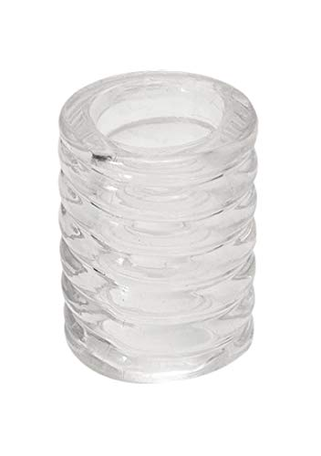 ZBF 6700003436 Titanmen Cock Gage Stretch to fit Cock Ring Clear