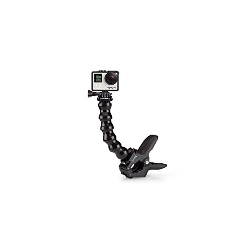 GoPro Jaws Flex - Abrazadera, negro