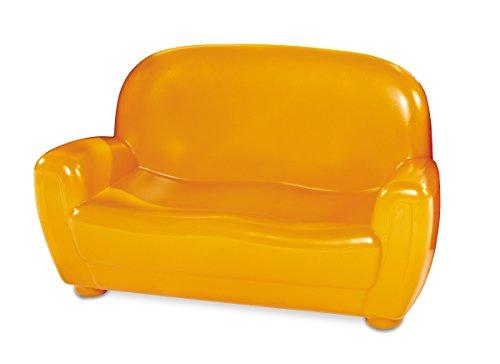 Chicco 30005 -  Sofà, 82x40x49, Arancione