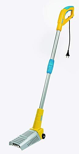 GLORIA Thermoflamm bio Fix, elektrischer Unkrautbrenner gelb, blau