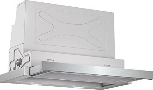 Bosch Serie 4 DFS067A50 cappa aspirante 740 m³/h Integrato Argento A