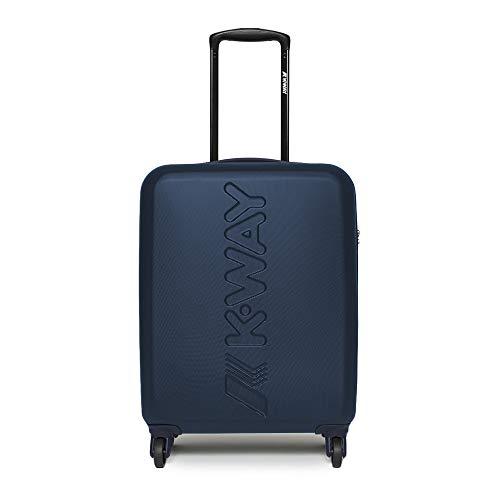TROLLEY K-WAY K-AIR CABIN SIZE SPINNER 8AKK1G010A301 NAVY