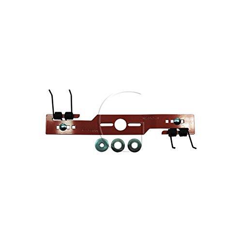 Hoja de escarificador para aireador de césped modelo Quattro-Spring