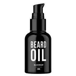 Olio da Barba naturale con olio di jojoba e semi di uva