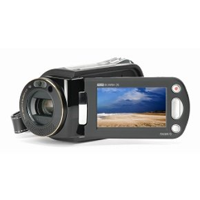 Samsung SC-MX10 Flash Memory Camcorder with 34x Optical Zoom (Silver) (Discontinued by Manufacturer)