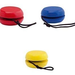 30 PEZZI giochi e giocattoli YO YO in legno colorato GIOCO PER BAMBINI