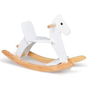 Mecedora de juguete de montar a caballo de estilo minimalista moderno silla de bebé mecedora impermeable / a prueba de…