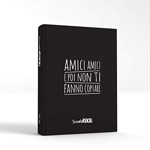 ScuolaZoo Agenda Diario Scolastico 2019 2020 con Meme divertentissimi e Tanti Adesivi, Disponibile...