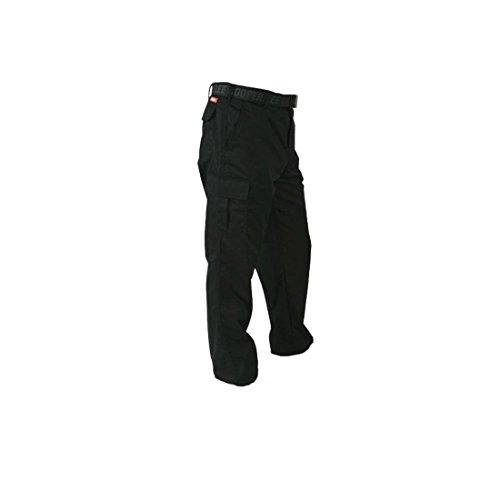 Lee Cooper Workwear LCPNT205 Cargo Pant, 34S, schwarz