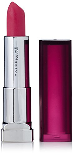 Maybelline New York Color Sensational Powder Matte Lipstick, Cherry Chic, 3.9g