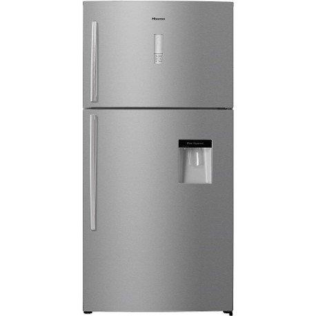 Hisense RT709N4WS21 frigorifero con congelatore Libera installazione Acciaio inossidabile 545 L A++