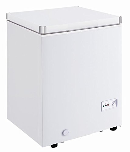 Akai ICE103 Congelatore, Bianco