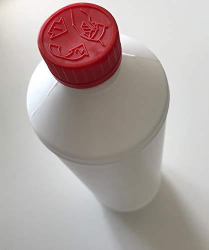 Vernice ad acqua con Nano particelle di ceramica (1L): per parquet e pavimenti in sughero, sughero...