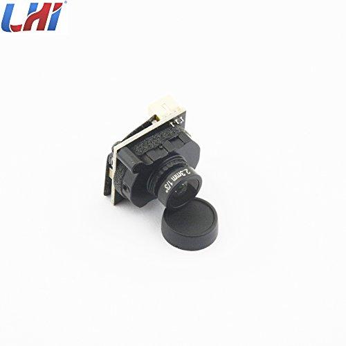 LHI 1/3 COMS2.3mm FPV Camera 1200TVL Aerial Camera HD Micro Wide Voltage Mini Camera 5V-12V...