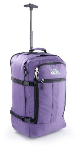 Cabin Max trolley - Zainetto bagaglio a mano/da cabina, approvato. Il trolley da viaggio PIÙ...