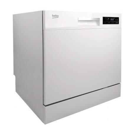 Beko DTC36810W Piano di lavoro 8coperti A+ lavastoviglie