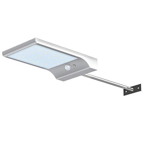 Innogear waterproof solar gutter lights 36 led motion sensor light on sale aloadofball Image collections
