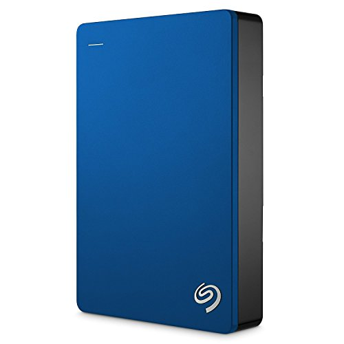 Seagate Backup Plus 5TB, blue, hard-disk esterno portatile, 2,5' (STDR5000202)