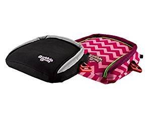 Seggiolino auto gonfiabile Bubblebum, Gruppo 2/3, Twin Black & Pink Bundle