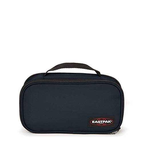 Eastpak Flat Oval L Astuccio, 23 cm, Blu (Cloud Navy)