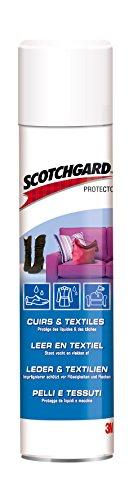 Scotchgard Spray Impermeabilizzante per Scarpe, Scarpe Scamosciate, Tessuti, Pelle, Ecopelle, Cuoio,...