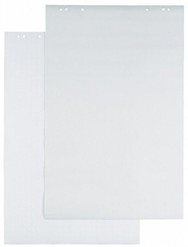 DURABLE 866202 - Blocco di ricambio per lavagna a fogli mobili, 20 fogli, foratura universale,...