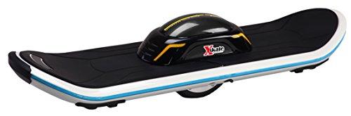 Xskate XSKATE-SU65 Surfboard Elettrico, Bianco/Blu, M
