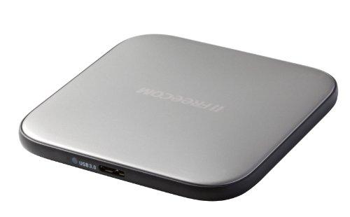 Freecom Mobile Drive SQ HDD Esterno 500 GB, 2.5 Pollici, USB 3.0, Compatibilita' Mac, Grigio