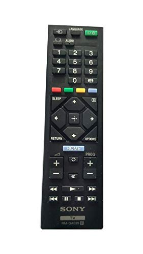 Generic TV Remote for Sony LED/LCD TV'S (Black)
