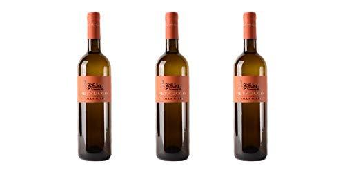 3 Bottiglie di Ribolla Gialla DOC dei Colli Orientali del Friuli | Cantina Petrucco | Annata 2017
