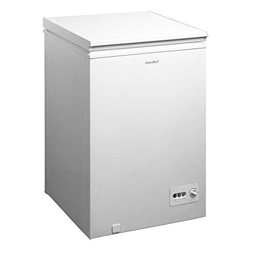 Comfee HS129CN1WH Libera installazione A pozzo 102L A+ Bianco congelatore