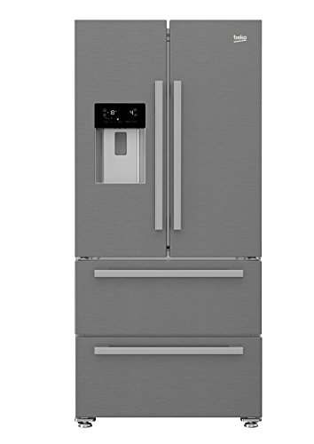 Beko GNE60530DX frigorifero side-by-side