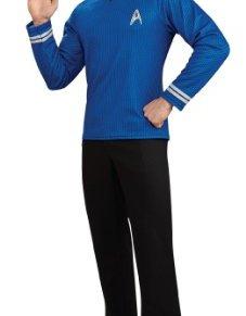 Rubies Disfraz azul de Star Trek para hombre