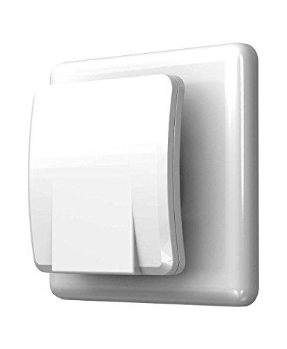 Osram Lunetta Slim Luce Notturna LED 0.3 W, Bianco