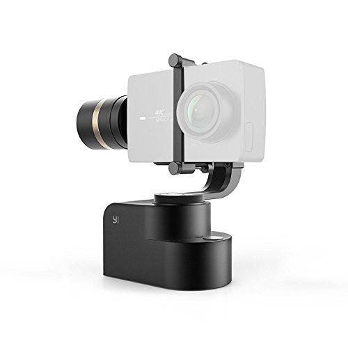 YI giunto cardanico a tre assi, supporto PTZ 4K/4K + telecamera Action Camera