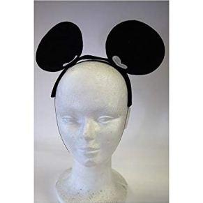 DISBACANAL Orejas de ratón Mickey de Fieltro