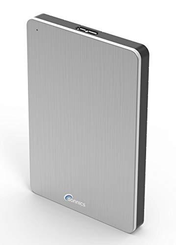 Sonnics, Hard disk portatile, con porta USB 3.0, super velocità di trasferimento per uso con...