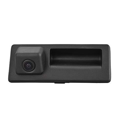 HD Telecamera per la Retromarcia Retrocamera, telecamera posteriore impermeabile visione notturna per Audi A4 S5 Q3 Q5 VW Passat Tiguan Touran Touareg Porsche Cayenne