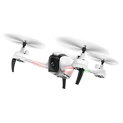 JERFER Drone Drone con Telecamera Mini Drone Altezza della Videocamera 1080P WiFi FPV Hod Geature...