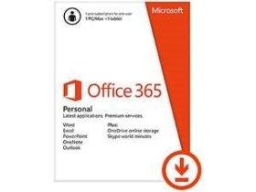 Office 365 Personnel - 1 PC ou Mac + 1 tablettes - Abonnement 1 an [Code Digital PC/Mac]