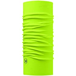 Buff Original Multifunktionstuch, Solid Citric, One Size