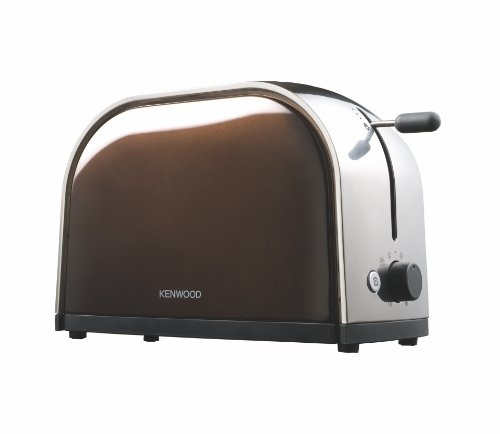 Kenwood TTM118 2fetta/e 900W Antracite tostapane