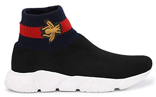 AFROJACK Men's Balenciaga Speed Training Shoes & Sneakers(Knit Sock Technology) 9