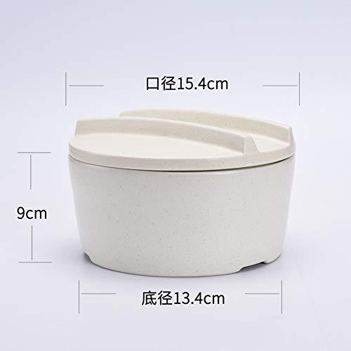 YHCIDNJ Bento Box,Forno A Microonde in Ceramica con Coperchio,Scatola da Pranzo A Prova di...