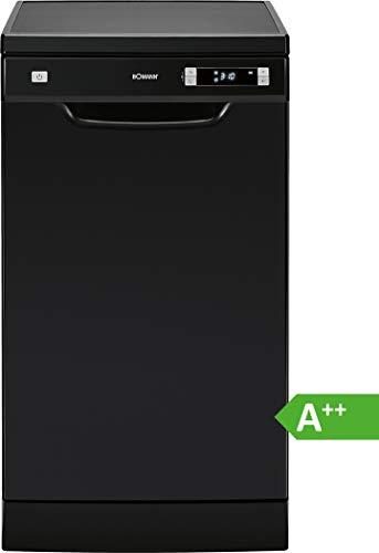 Bomann GSP 863 lavastoviglie Libera Installazione 10 coperti GSP 863, Libera Installazione, Nero,...