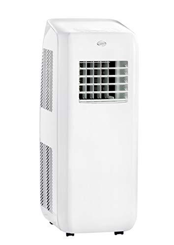 ARGO Relax Style Climatizzatore Portatile 10000 BTU/H, Bianco