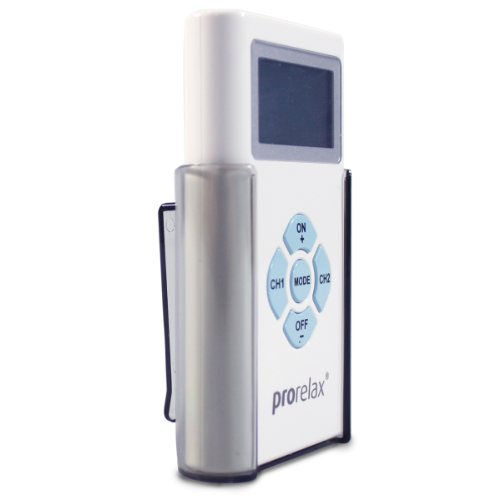 prorelax TENS + EMS Duo. Elektrostimulationsgerät, 2 Therapien mit einem Gerät - 3