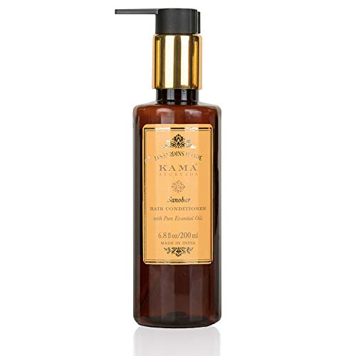 Kama Ayurveda Sanobar Hair Conditioner with Pure Essential Oils of Cypress and Orange, 200ml 8