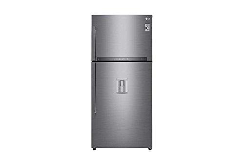 LG GTF925PZPZD frigorifero con congelatore Libera installazione Acciaio inossidabile 565 L A++