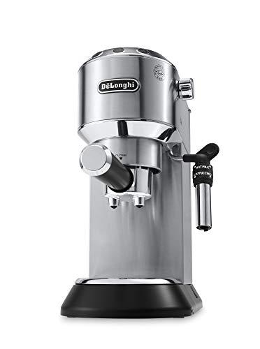 DeLonghi EC 685 M  Macchina per caffè Espresso Manuale, 1350 W, Acciaio Inossidabile